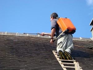 Traitement hydrofuge de toiture Saint-Thibery