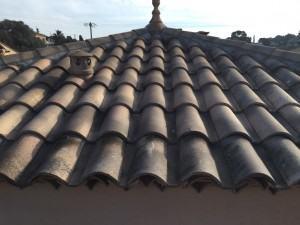 nettoyage de toit Clapiers
